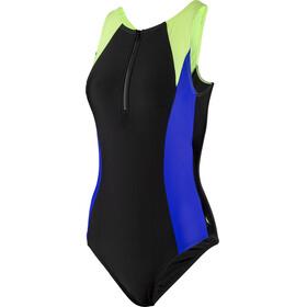 speedo Hydrasuit Women Black/Blue